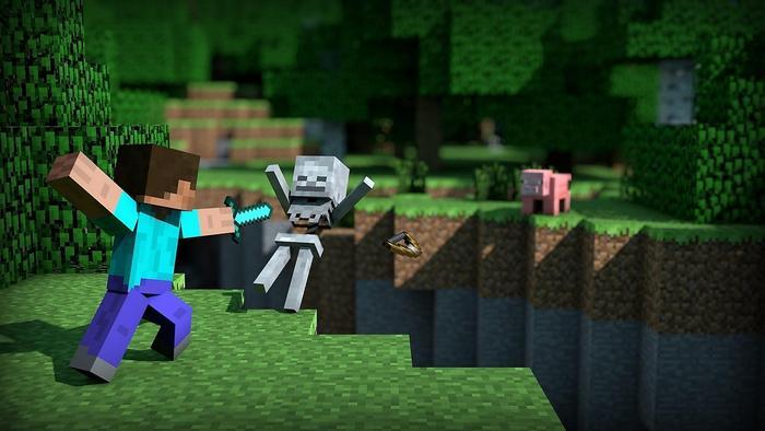 Minecraft - Oops videójáték téma, Partner Kollekció