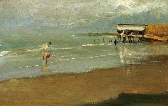 Galíciai tengerpart, Joaquin Sorolla