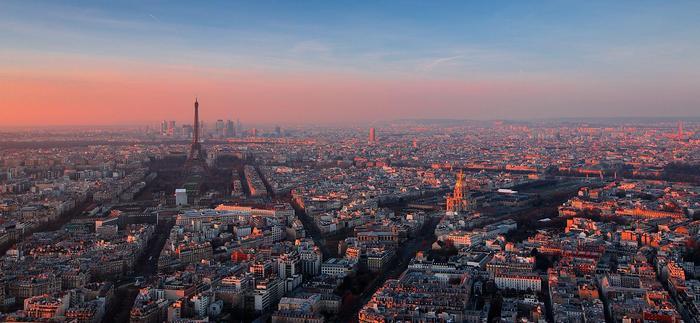 Párizsi városkép, Partner Kollekció