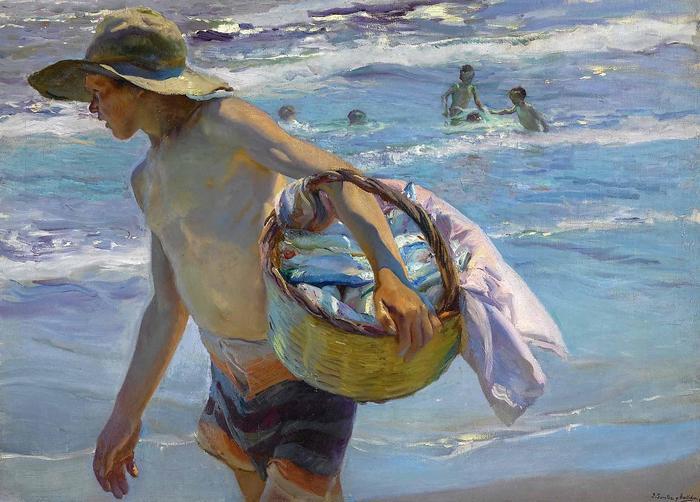 Halászfiú (1904), Joaquin Sorolla