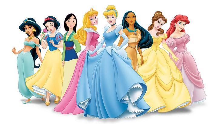 Disney hercegnők,