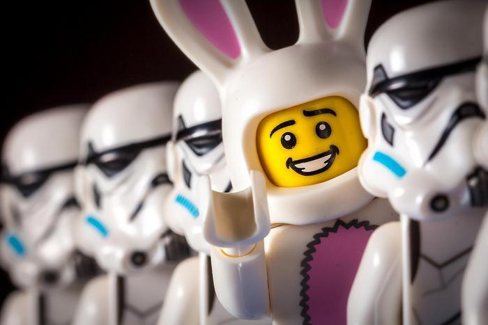 LEGO  Star Wars - Hello!, Partner Kollekció