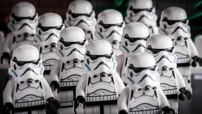 LEGO Star Wars - Halálcsillag osztag, Partner Kollekció