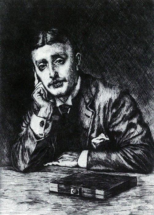 William Eglington portréja, James Tissot