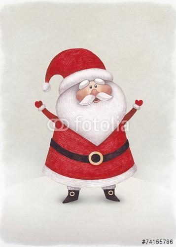 A Santa Claus akvarellje, Premium Kollekció