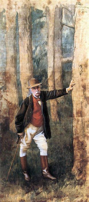 Önarckép, James Tissot
