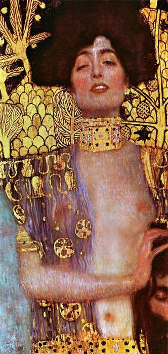 Judith, Gustav Klimt