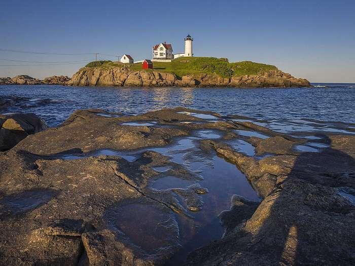 A Cape Neddick világítótorony (Maine, USA), Premium Kollekció