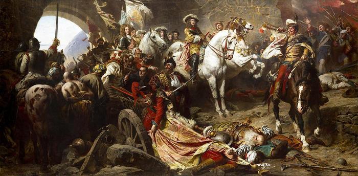 Buda visszafoglalása (1686), Benczúr Gyula