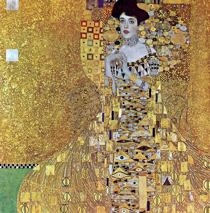 Adele Bloch portréja, Gustav Klimt