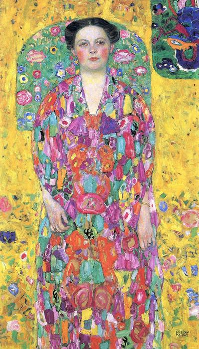 Eugenia Primavesi portréja, 1913, Gustav Klimt