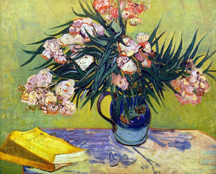 Leander, Vincent Van Gogh