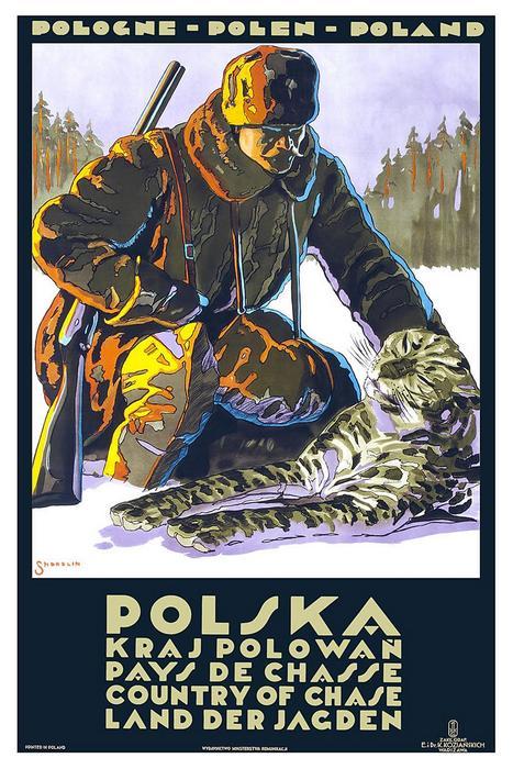 Lengyelország, a vadászat országa,