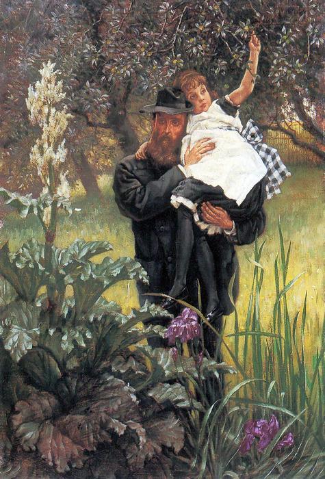 Az özvegy, James Tissot