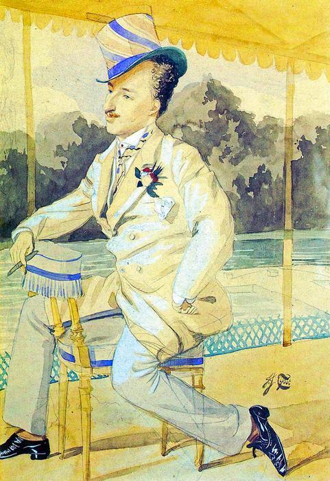 A piperkőc, James Tissot