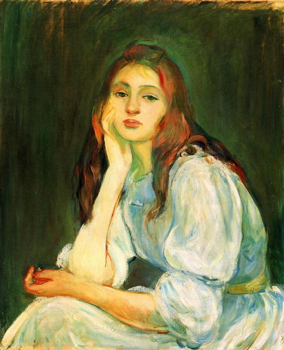 Álmodozó Julie, Berthe Morisot