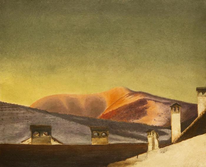 Dalmát hegy, Csontváry Kosztka Tivadar
