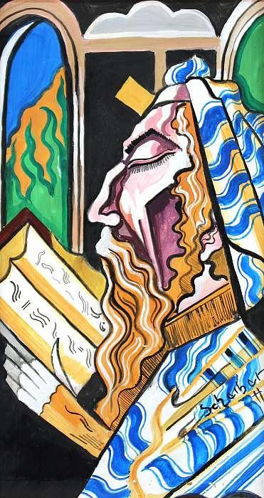 Rabbi, Scheiber Hugó