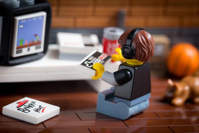 LEGO Characters - GameBoy, Partner Kollekció