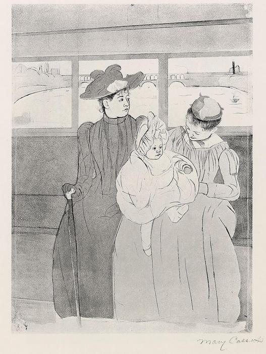 Villamoson, Mary Cassatt