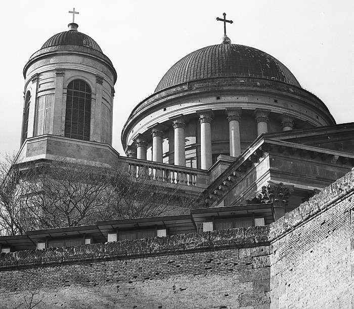 Esztergomi Bazilika (1972), FORTEPAN