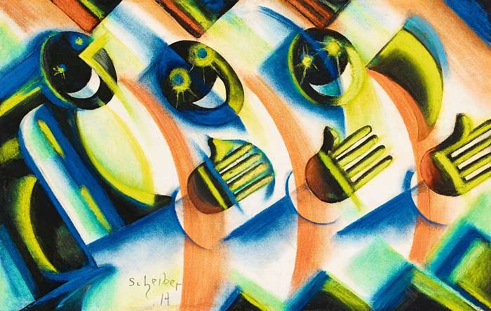 Jazz banda, Scheiber Hugó
